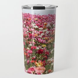 Carlsbad Flower Fields Travel Mug