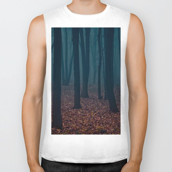 WITCHES FOREST Biker Tank