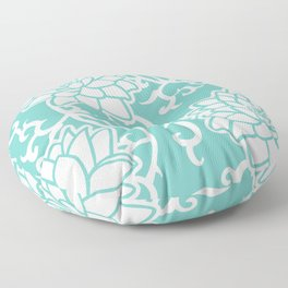Lotus flowers Floor Pillow
