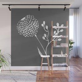 Garlic Wall Mural