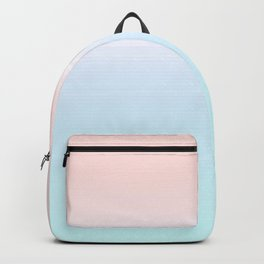 cotton candy ombre Backpack