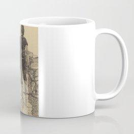 Doty in the River Coffee Mug