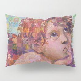 Sistine Cherub No. 1 Pillow Sham