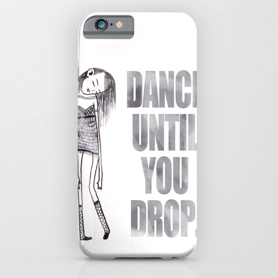 Dance dance dance iPhone & iPod Case