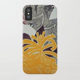 Urban Tropical iPhone Case