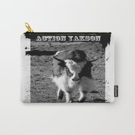Action Yakson: King of the Yaks Carry-All Pouch
