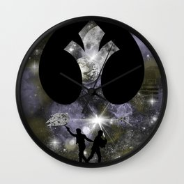 Rise of The Alliance Wall Clock