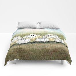 Lambinated Comforters