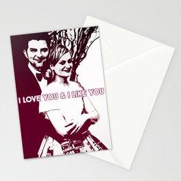 Ben & Leslie Stationery Cards