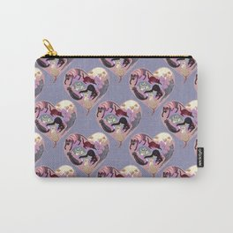 Positively Forceful Felines Carry-All Pouch