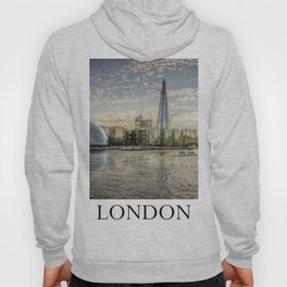 London waterfront Hoody