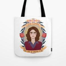 Liz Lemon Tote Bag