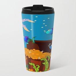 Treasure Chest Travel Mug