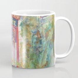 David's Europe 2 - A&C Squire Poterie Coffee Mug