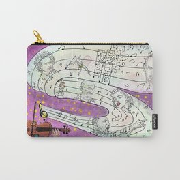 Muse of Music Carry-All Pouch