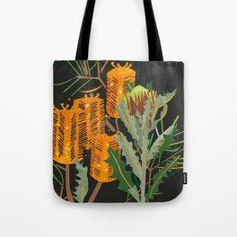 Hairpin Banksia Tote Bag
