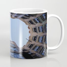 Barcelona Photography - Casa Mila La Pedrera Coffee Mug