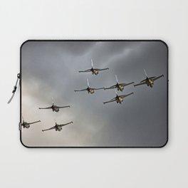 steel wasps Laptop Sleeve