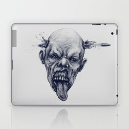 head shot Laptop & iPad Skin