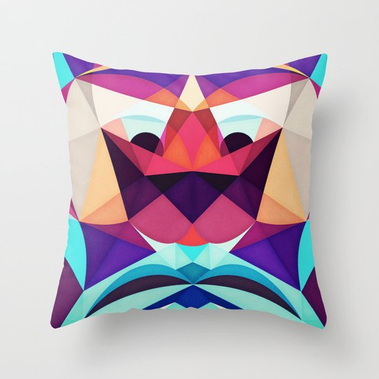 Well, This Is Weird Throw Pillow