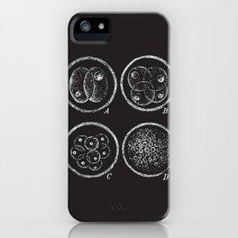 Fission (no caption!) iPhone Case