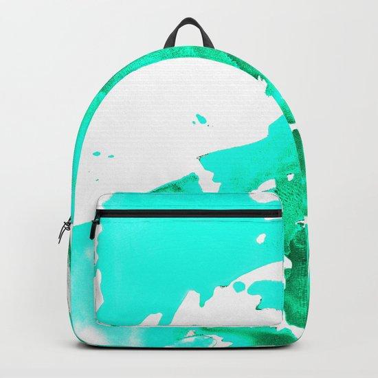 Aqua Aguas Aguas Backpack