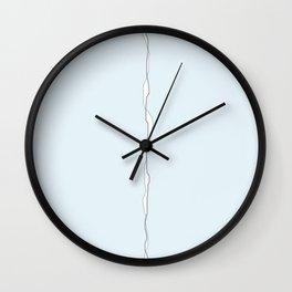 Sketchy No5 Wall Clock