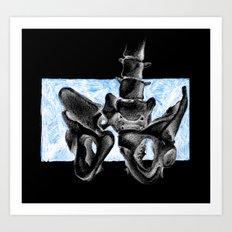 illiac Art Print