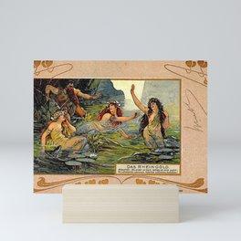 Das Rheingold Mini Art Print
