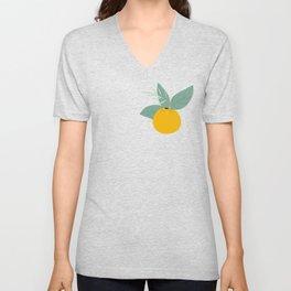 Tangerines Unisex V-Neck