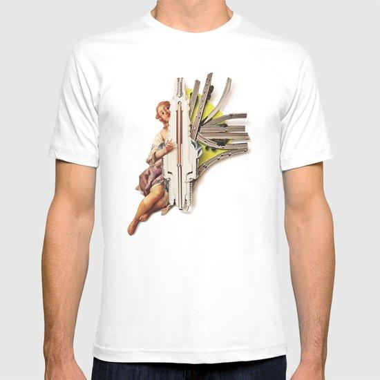 Sparklette | Collage T-shirt