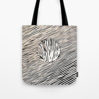 trip Tote Bags featuring Trip by Diego L.D.