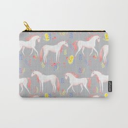 Unicorns pattern Carry-All Pouch