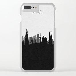 City Skylines: Riyadh Clear iPhone Case