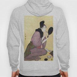 Vintage Japanese painting Hoody