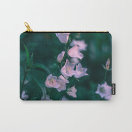 Sunlight and flowers Carry-All Pouch