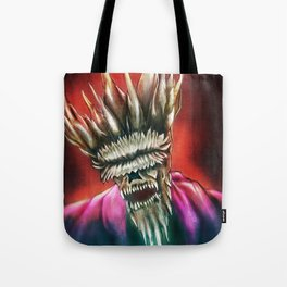 Zombie King Tote Bag