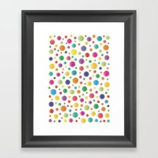 Here Comes The Early Summer Holidays Framed Art Print