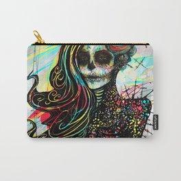Vivid Muerte Carry-All Pouch