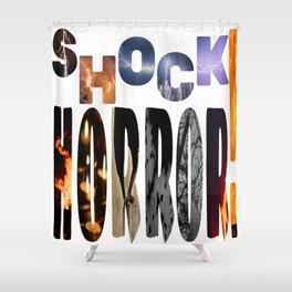 SHc1 - 31 10 10 31 Shower Curtain