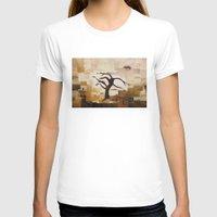 desert T-shirts featuring DESERT by Carley LoFaso
