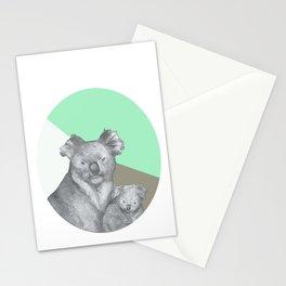 koalas Stationery Cards