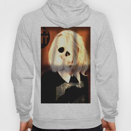 Skull graphic design Hoody
