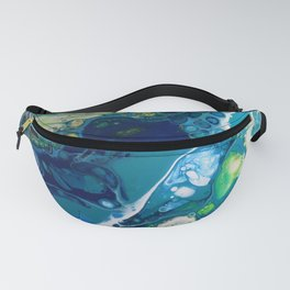 Where the Rivers Flow Fanny Pack