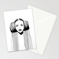 Star Princess Stationery Cards