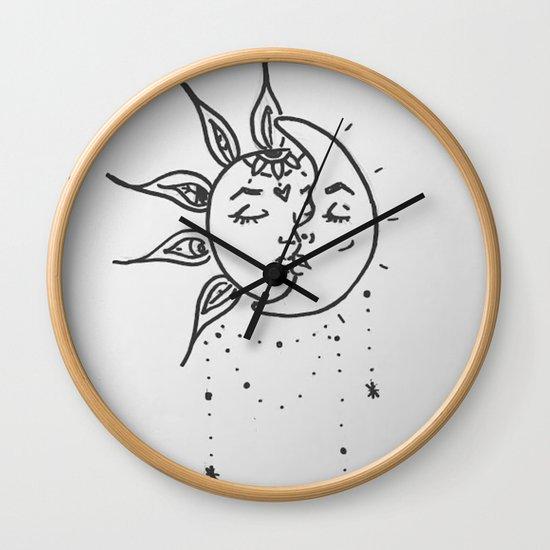 Sun and Moon by graygerbs