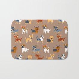 AUSSIE DOGS Bath Mat