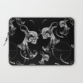 Graphic Woman Laptop Sleeve