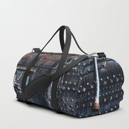 Train Cabin Duffle Bag