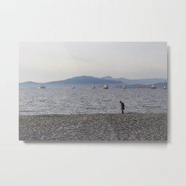 Kits Beach 1 Metal Print